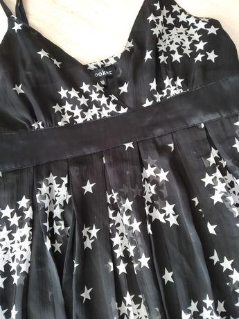 Sukienka w gwiazdki 38
