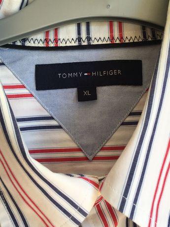 Koszula Tommy Hilfiger XL jak nowa