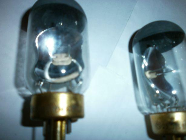 Лампы к кинопроэктору в отличном состоянии