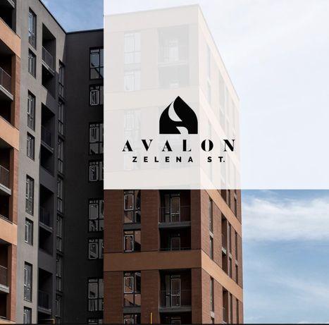 Готова 2 кімн квартира з правом власності / Авалон Зелена 204 / Avalon