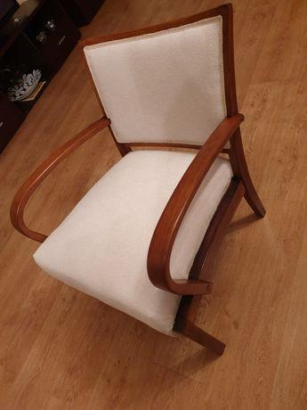 Przepiękny fotel PRL