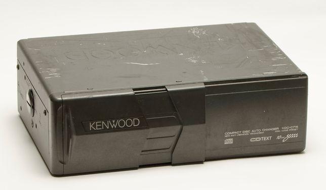 Caixa CD Kenwood KDC-C715 CD BOX para automóvel
