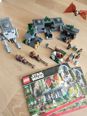 LEGO Star Wars 8038 Bitwa o Endor. UNIKAT!