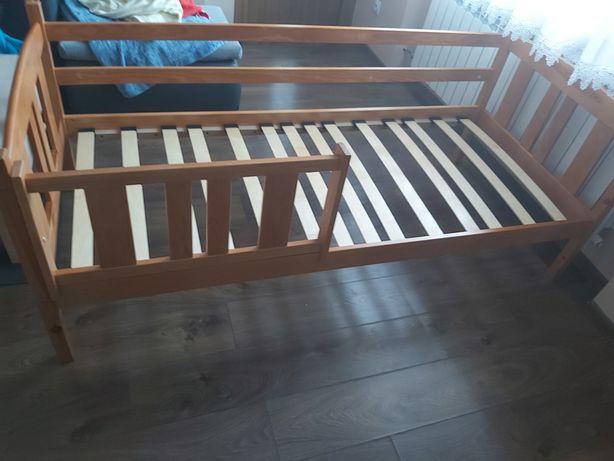 Łóżko drewniane 90×180