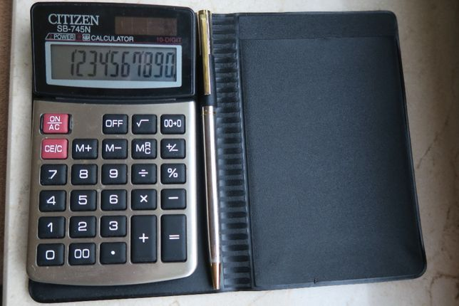 Kalkulator CITIZEN SB-745N 10-cyfrowy