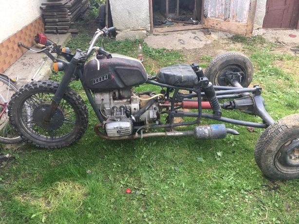 Троцикл з мотором від МТ