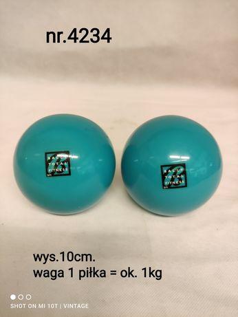Kule, piłeczki do ćwiczeń. Ball Total Fitness nr.4234