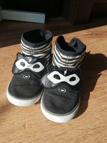 Buciki wysokie z hm adidasy