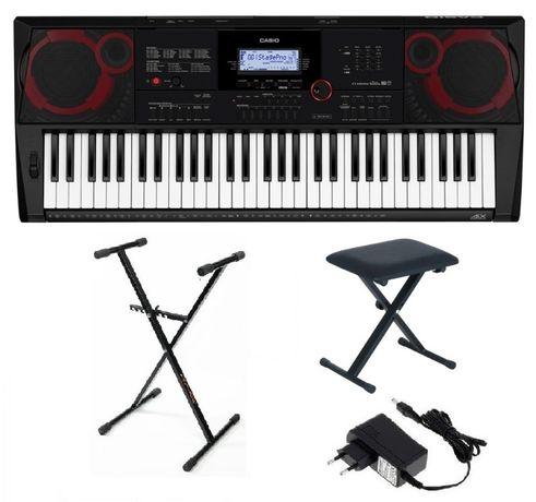 Keyboard Casio CT X3000 Statyw Ława NOWY WYSYŁKA