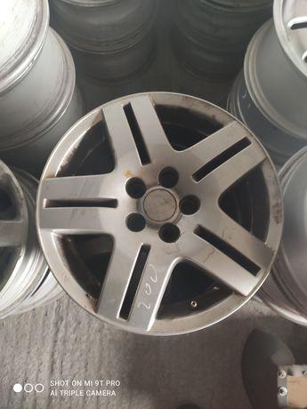 Felgi aluminiowe VW 5x100 r15 Golf IV bora octavia leon