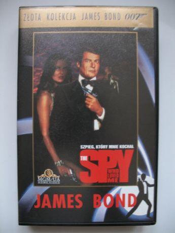Filmy na kasetach VHS, Szpieg, który mnie kochał, Kola, Robocik Newman