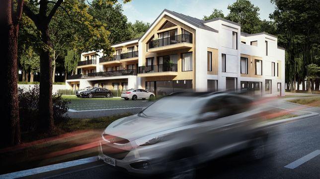 Nowy budynek ul. Tyniecka 1670 m2 na sprzedaż