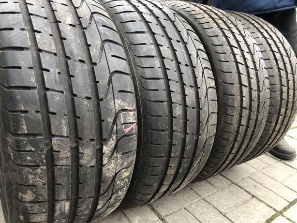 255/40 R19 резина бу летняя Pirelli PZero
