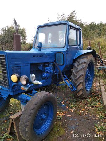 Трактор МТЗ 80 Білорус