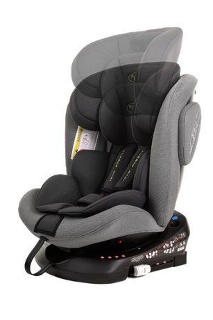 Fotelik obrotowy 360st 0-36 kg Summer Baby model FARO z ISOFIX