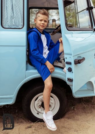 All for Kids bluza chabrowa