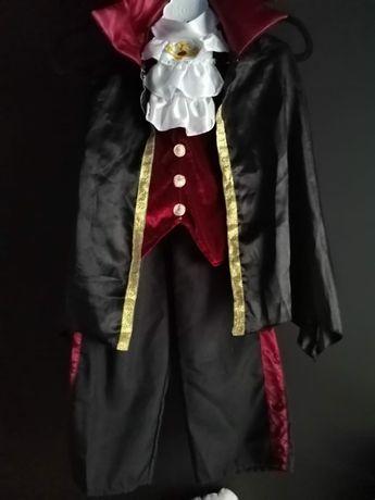Dracula strój dla dzieci na Halloween