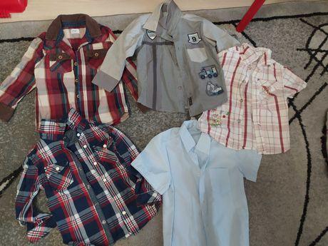 Рубашки сорочки на хлопчика