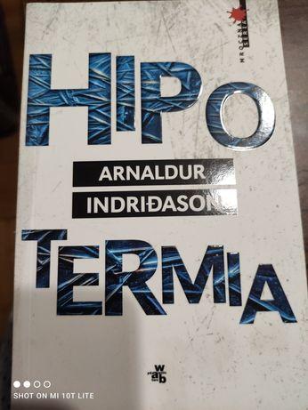 Hipotermia  Arnaldur Indridason
