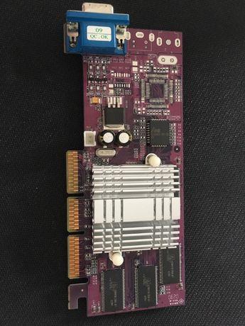 Placa gráfica GeForce2 MX400 64 MB