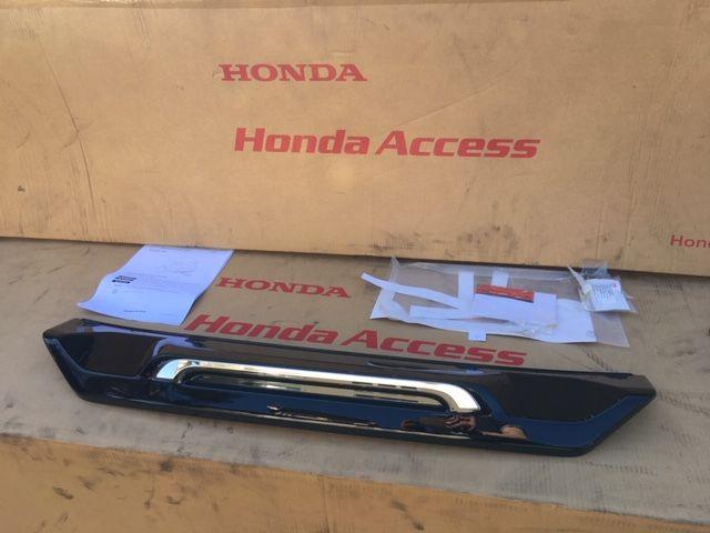Honda Civic IX Lift 2015- Dokładki Zderzaka Tył NOWE Wieliczka - image 1