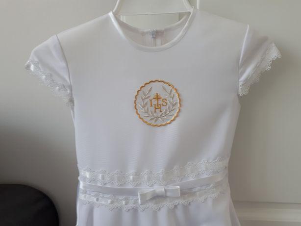 Elegancka sukienka komunijna Impresja 140cm