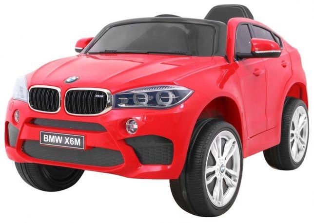 Samochód BMW X6M na akumulator dla dzieci
