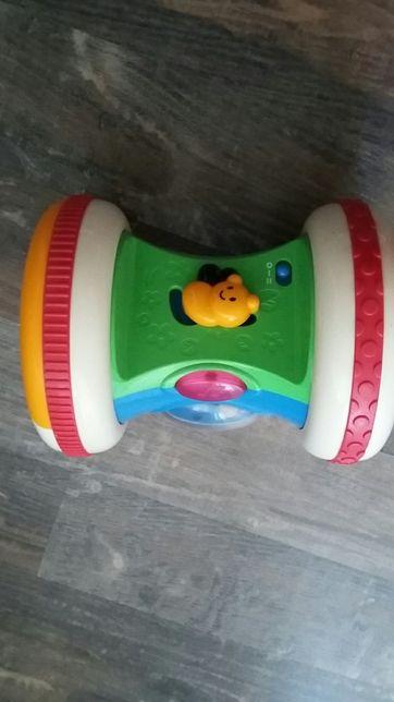 Развивающая музыкальная игрушка от 9 месяцев