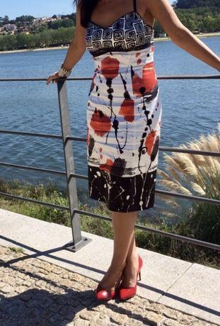 Vestido italiano