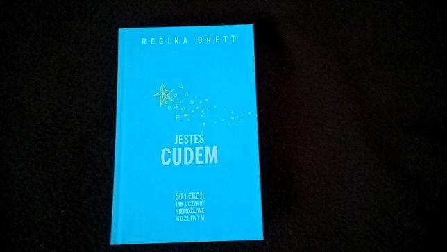 """""""Jesteś cudem"""" Regina Brett-książka nowa"""