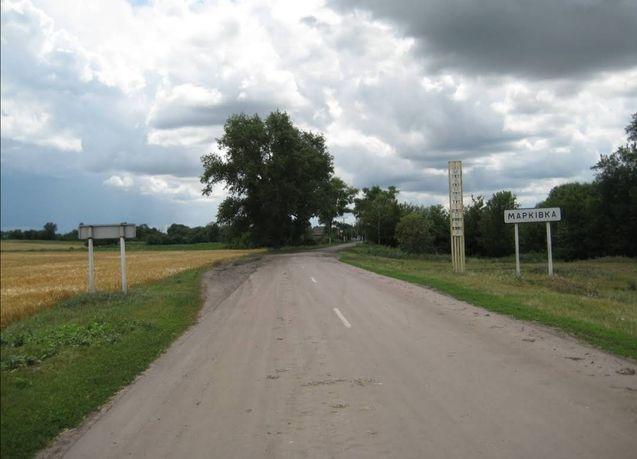 Дом в селе Марковка