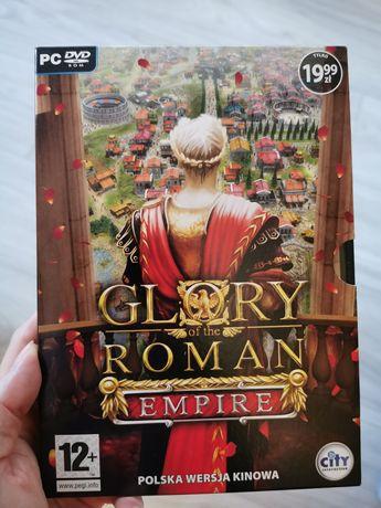 Gra PC - Glory of the Roman Empire PL