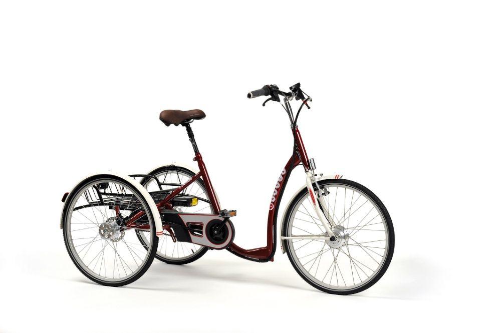 e-LAGOON rower rehabilitacyjny ELEKTRYCZNY dla dorosłych Łódź - image 1