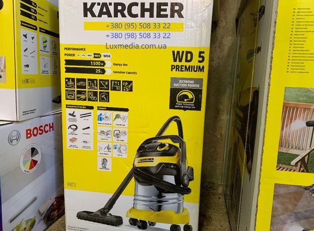 Промышленный пылесос Karcher WD 5 Premium (1.348-231.0) Господарський
