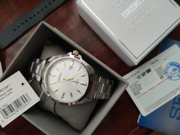 Nowy zegarek Seiko SUR279P1