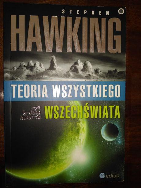 """Stephen Hawking """"Teoria wszystkiego"""""""