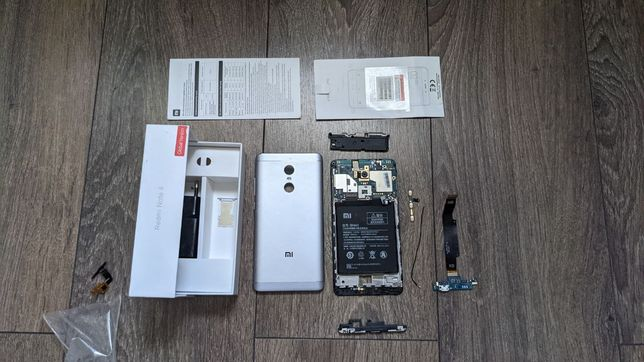 Xiaomi Redmi Note 4x 4/64 DS Global по запчастям