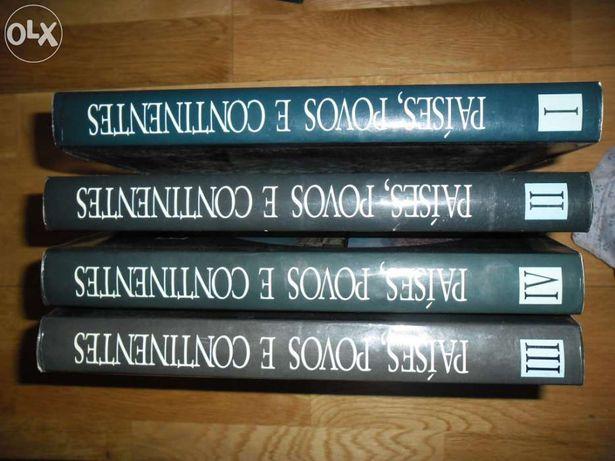 Colecções de livros preço dos 4