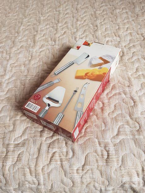 Conjunto facas para queijo