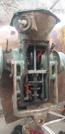 Pecas usadas caixa de velocidades goldoni 719
