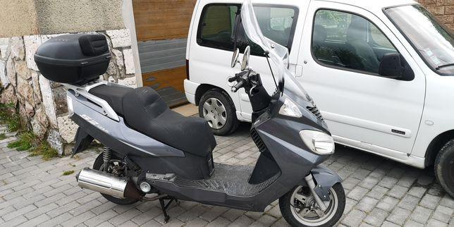 Daelim S2 125cc F1