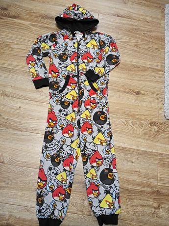 Angry birds 128 cm piżama strój przebranie h&m