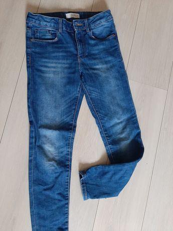 Zara spodnie 140cm