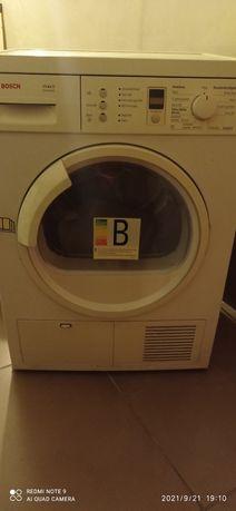 Máquina de secar roupa da Bosch