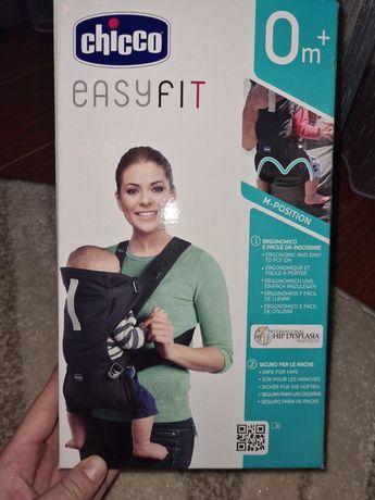 Chicco Нагрудная эргономичная сумка EasyFit — Эрго-рюкзак Chicco