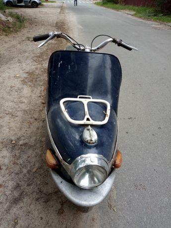 Мотороллер Чезетта 502