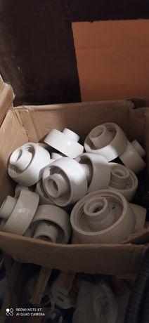 Oprawy porcelanowe proste
