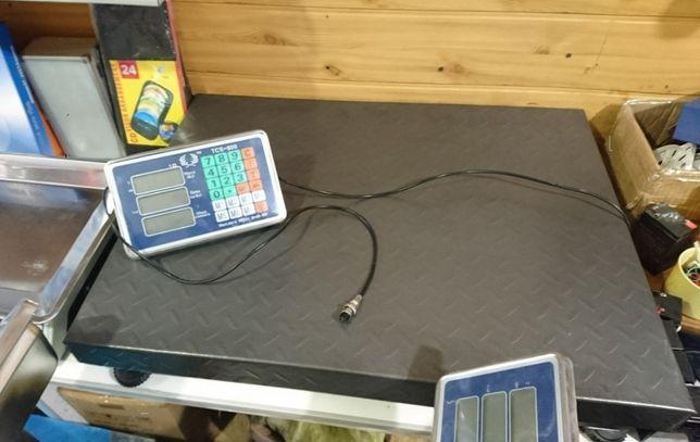 электронные весы , електронна вага підлогова 60х80см