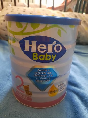 Смесь молочная Hero Baby для детей с 6 мес 0.800кг