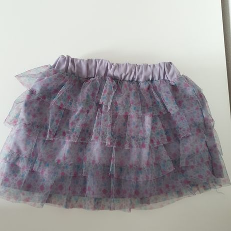 Spódniczka coccodrillo, roz 110, tiulowa, spódnica